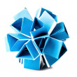 Origami snapology -  
