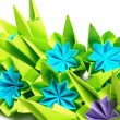Origami bunch - Stok fotoraf