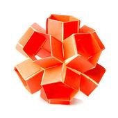 Origami snapology — Stock fotografie