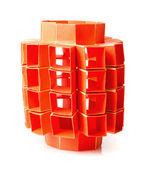 Origami snapology — Stock Photo