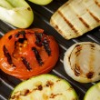 Stok fotoğraf: Grilled vegetables