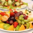 Composition with fruits — Stock Photo #6331999