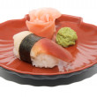 Japan traditional food - sushi — Stock Photo #6332325