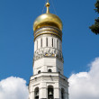 Foto Stock: IvGreat bell tower, Moscow Kremlin, Russia