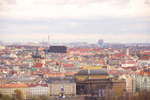 Old Prague city view — Stock Photo