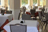 Interieur van moderne nigt club of restaurant — Stockfoto