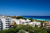 Rhodes city view Greece — Stock Photo