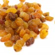 Royalty-Free Stock Photo: Raisins isolated on a white background