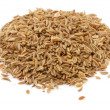 Stock Photo: Dill seed isolated