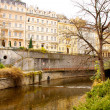 Famous spresort Karlovy Vary akKarlsbad — Stock Photo #6342419