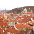 Old Prague city view — ストック写真