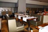 Wnętrze nowoczesne nigt klubu czy restauracji — Zdjęcie stockowe