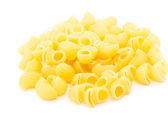 Group of pasta pieces — Stock Photo
