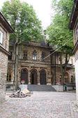 Old houses in Tallinn, Estonia — Stock Photo