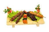 Bbq - japan tradition food — Stock Photo