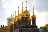 Moscow city, Russia. Kremlin — Stock Photo