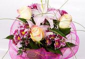 Floral arrangement — Stock Photo
