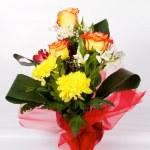 Floral arrangement — Stock Photo #6616989