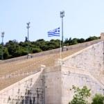 The panathenaic stadium in Athens, Greece — Stock Photo #6618846