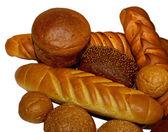 烤面包的分类 — 图库照片