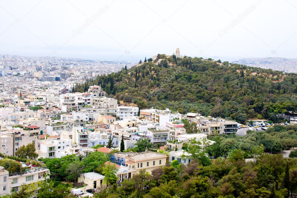 View of Athens — Stock Photo #6619180