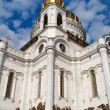 The Cathedral of Christ the Savior, Moscow 2011, Russia — Stock Photo
