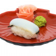 Japan traditional food - sushi — Stock Photo #6625418