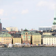 Stockholm, the Old Town — Stock Photo #6626057