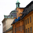Stockholm, the Old Town — Stock Photo