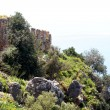 alanya castle view — Stock Photo #6627005