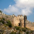 alanya castle view — Stock Photo #6627072