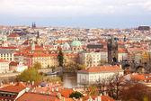 Old Prague city view — Stock Photo