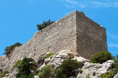 Ancient ruins on Rhodes island, Greece — Stock Photo