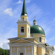 Russia,ortodox cathedral - Stock Photo