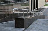 Disabled ramp — Stock Photo
