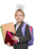 First grader — Stock Photo