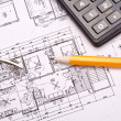Engineering and architecture drawings — Stock Photo #5438649