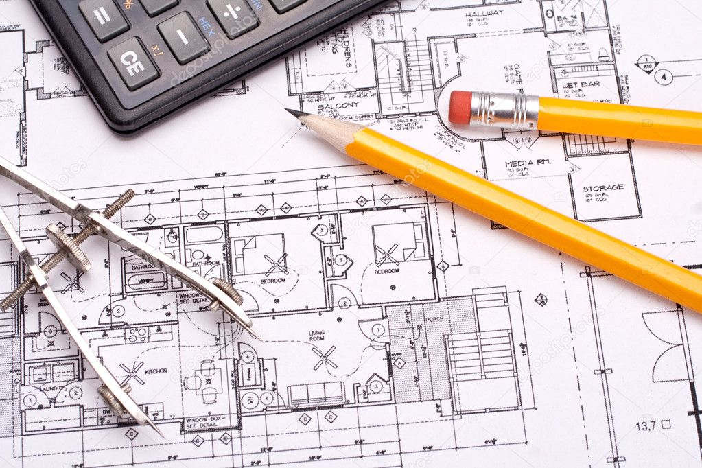 Architecture Engineering Drawing Engineering And Architecture