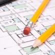 Engineering and architecture drawings — Stock Photo #5447324