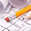 Engineering and architecture drawings — Stock Photo #5447325