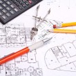 Engineering and architecture drawings — Stock Photo #5447339