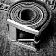 Belt old — Stock Photo