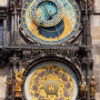 Astronomical Clock. Prague. — Stock Photo #6209839