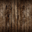 Old wooden fence. — Stock Photo #6681792