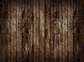 Old wooden fence. — Photo