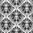 Floral seamless ornament — Stockvectorbeeld