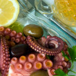 Oktopus, appetizer — Stock Photo #6586395