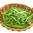 Stock Photo: String beans