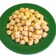Chickpea, garbanzo ,gram — Stock Photo