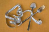 饮食习惯、 减少艾滋病 — 图库照片